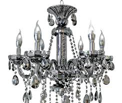 black crystal chandelier smoke grey six lighting black crystal chandelier pendant glossy features hanging design black