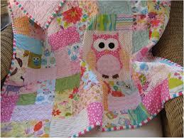 Little Girl Quilts Handmade : Tips Custom Little Girl Quilts – HQ ... & Image of: Little Girl Quilts Owl Adamdwight.com