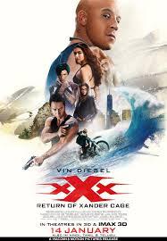 xXx Return of Xander Cage V1 Fanatico Sdd fanatico