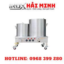 Nồi nấu phở điện đôi 120L- HM042 - Thiết Bị Bếp Công Nghiệp