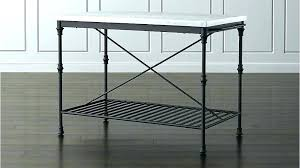 crate and barrel marble table kitchen island crate and barrel crate and barrel marble table french