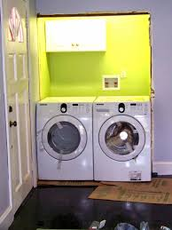 with the trim and doors it was a really refreshing space ironing folding washing and drying all in the comfort of our living room