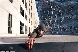 Image result for hanging on ledge