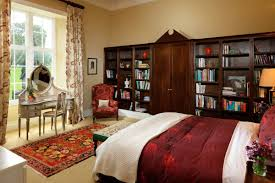 Organised Bedroom Lough Cutra Castle Exclusive Castle Rental For Corporate Events