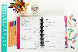Journal Templates Bullet Journal Templates I Heart Planners