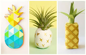 17 pineapple crafts that crush