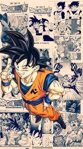 Goku Wallpaper Made By: RaidenTadashi ...