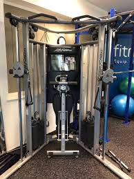 Life Fitness G7 Dual Cable Machine