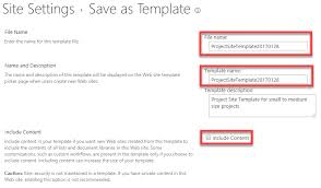 Create Sharepoint Site Template Best Practices For Sharepoint Site Templates Sharepoint Maven