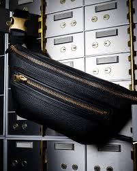 Mens Designer Belt Bag Buckley Belt Bag Leather Belt Bag Designer Belt Bag Bags