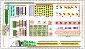 Small Picture Vegetable Garden Layout Tips and Guides