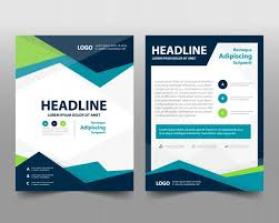Patient Brochure Templates Business Brochure Template With Space For Text Vector Free Download