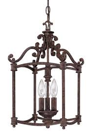 country pendant lighting chesterfield foyer pendant country intended for french country pendant lighting with regard to