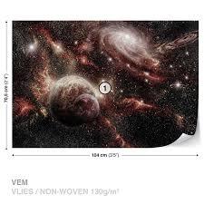 Fototapeta Vesmír Planety