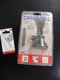 dremel 566 wall tile cutting kit with tile cutting bit 562 dremel 2615056632