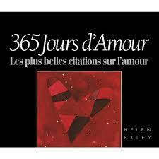 365 Jours Damour Les Plus Belles Citations Sur Lamour