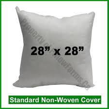 28x28 pillow insert. Brilliant 28x28 28x28 Pillow Form  On Pillow Insert A