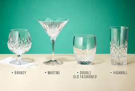 mixology 101 with waterford crystal the perfect cocktail deserves the perfect glass don t you think
