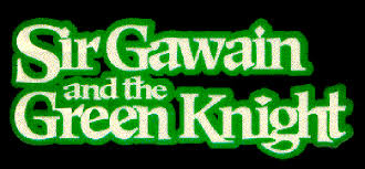 sir gawain and the green knight museum page