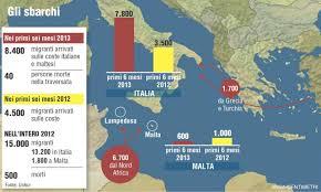 Lampedusa Papa Francesco In Visita Sullisola Lettera43