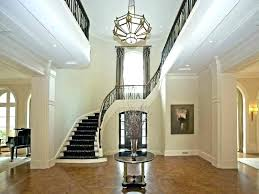 entryway chandelier ideas two story foyer design page 1 in 2 modern lighting