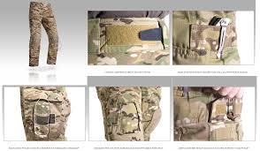 Crye Precision Combat Pants Size Chart 2019