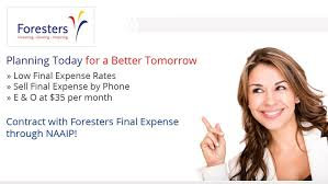 Foresters Mobile Quotes Inspiration Foresters Final Expense Appointments Highest Commissions Guaranteed