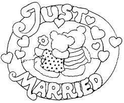 Disegni Da Colorare Matrimonio Disegni Di Feste Di Matrimonio