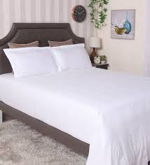 100 cotton sheets king. Brilliant Sheets Bianca White 100 Cotton King Size Bedsheet  Set Of 3 On 100 Sheets I
