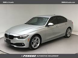 2016 Used BMW 3 Series 320i at BMW of Austin Serving Austin, Round ...