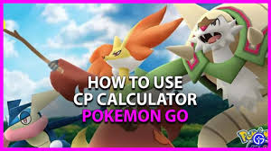 How To Easily Use CP Calculator In Pokemon Go?