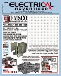 Electrical Advertiser December 2018 By Electrical Advertiser