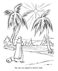 Small Picture Christmas Coloring Pages Bible Printables The Christmas Story