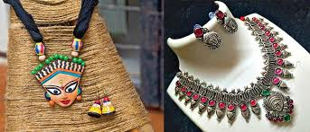 now is an apt time to wear dess durga inspired jewellery clara baptist and ritika tara sharma tell us how and why they have come up with such designs
