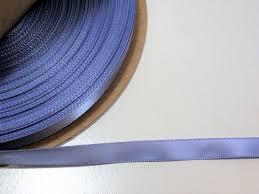 Blue Ribbon Schiff Wisteria Satin Ribbon 3 8 Inch Wide X 10