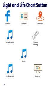 Life Chart App Light Life Chart Sutton On The App Store