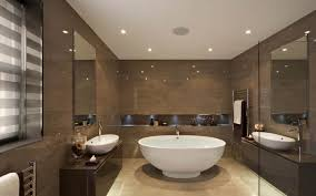 spotlights ceiling lighting. recessed ceiling lights in a modern day bathroom spotlights lighting
