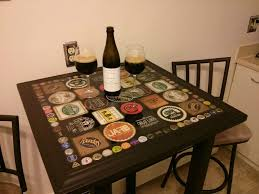 Beer Cooler Coffee Table 17 Best Ideas About Beer Table On Pinterest Man Cave Table