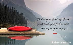 Rumi Love Quotes Enchanting 48 Wistful Quotes By Rumi The Indian Express