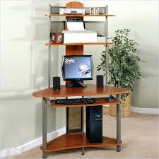 wooden computer desks for home image of metal and wood computer desk with hutch wooden computer
