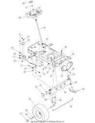 mtd 13an771g755 2006 parts diagram