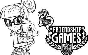 Small Picture Download my little pony equestria girls friendship games coloring