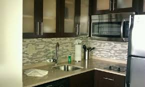 staybridge suites stone oak kitchen with stainless steel appliances