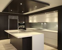 Kitchen Small Modern Kitchen On Kitchen Intended For Small Modern Design  Ideas Amp Remodel Pictures 2