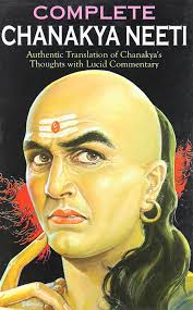 Chanakya Neeti The Erudite Thoughts Of The Great Scholar The