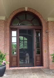 larson escape garage door screen