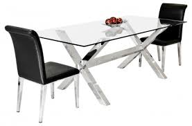 quick view crossly rectangular dining table