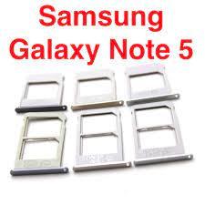 ✓ Chính Hãng ✓ Khay Sim Khay Thẻ Nhớ Samsung Galaxy Note 5 Chính Hãng Giá  Rẻ
