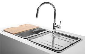 Sink Barazza Select Abey 175bwl 1th Rhb Se175r  Bunnings WarehouseAbey Kitchen Sinks