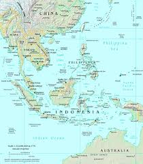 map of south east asia map, south east asia atlas Map Of Asia Atlas map of south east asia map of asia to label